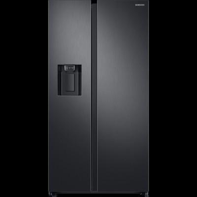 Save £220 at AO on Samsung RS8000 RS68N8230B1 American Fridge Freezer - Black / Stainless Steel - A+ Rated