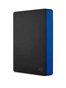 Save £10 at Very on Seagate 4Tb Game Drive For Ps4 - Black