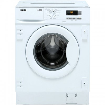 Save £60 at AO on Zanussi Z714W43BI Integrated 7Kg Washing Machine with 1400 rpm - A+++ Rated