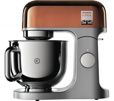Save £270 at Currys on KENWOOD kMix KMX760.GD Kitchen Machine - Rose Gold, Gold