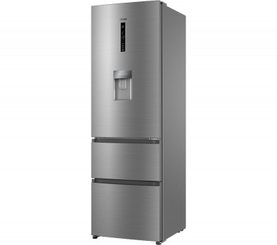 Save £70 at Currys on AFE635CHJW 60/40 Fridge Freezer - Stainless Steel, Stainless Steel