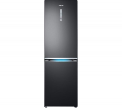 Save £200 at Currys on SAMSUNG RB38R7839B1/EU 70/30 Fridge Freezer - Black, Black