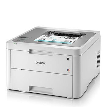 Save £24 at Scan on Brother HL-L3210CW Colour Wireless / USB LED Printer Scanner Copier