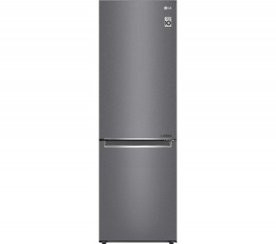 Save £71 at Currys on LG GBB61DSJZN 70/30 Fridge Freezer - Graphite, Graphite