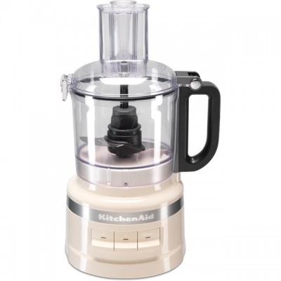 Save £20 at AO on KitchenAid 5KFP0719BAC Food Processor With 4 Accessories - Almond Cream