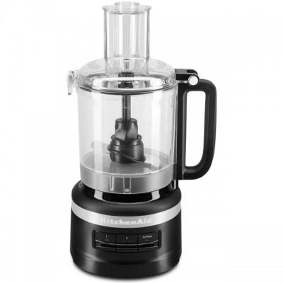Save £50 at AO on KitchenAid 5KFP0919BBM Food Processor With 4 Accessories - Matte Black