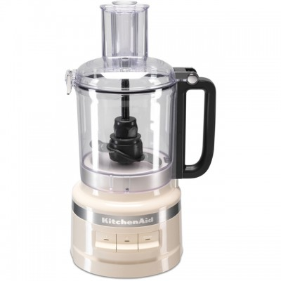 Save £40 at AO on KitchenAid 5KFP0919BAC Food Processor With 4 Accessories - Almond Cream