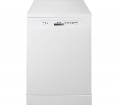 Save £80 at Currys on DFD13E1WH Full-size Dishwasher - White, White