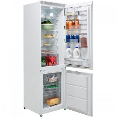 Save £90 at AO on AEG SCB6182VNS Integrated 70/30 Frost Free Fridge Freezer with Sliding Door Fixing Kit - White - A++ Rated