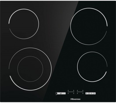 Save £21 at Currys on E6432C Electric Ceramic Hob - Black, Black