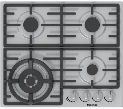Save £20 at Currys on GM663XUK Gas Hob - Stainless Steel, Stainless Steel