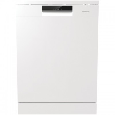 Save £100 at AO on Hisense HS6130WUK Standard Dishwasher - White - A+++ Rated