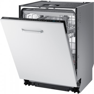 Save £100 at AO on Samsung Chef Collection DW60M9970BB Wifi Connected Fully Integrated Standard Dishwasher - Black Control Panel with Fixed Door Fixing Kit - A+++ Rated