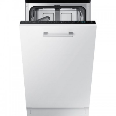 Save £120 at AO on Samsung DW50R4060BB Fully Integrated Slimline Dishwasher - Black Control Panel with Fixed Door Fixing Kit - A++ Rated