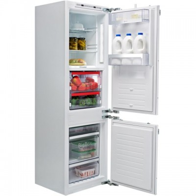 Save £250 at AO on NEFF N90 KI8865D30 Wifi Connected Integrated 70/30 Frost Free Fridge Freezer with Fixed Door Fixing Kit - White - A++ Rated
