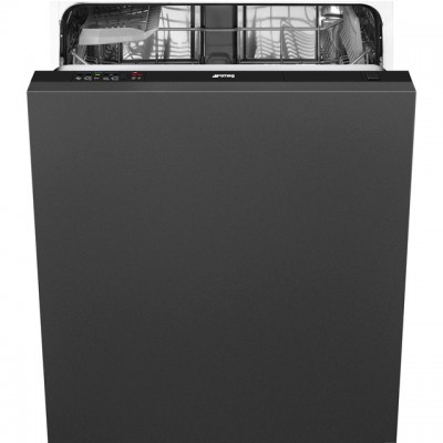 Save £40 at AO on Smeg DIA13M2 Fully Integrated Standard Dishwasher - Black Control Panel with Fixed Door Fixing Kit - A++ Rated