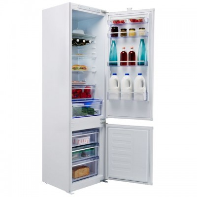 Save £70 at AO on Beko BCBFD1973 Integrated 70/30 Frost Free Fridge Freezer - White - A+ Rated