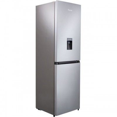 Save £70 at AO on Fridgemaster MC55251MDS 50/50 Frost Free Fridge Freezer - Silver - A+ Rated