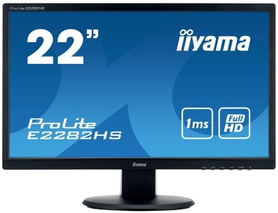 Save £17 at Ebuyer on Iiyama ProLite 22 E2282HS-B1 Full HD Monitor