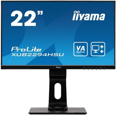 Save £22 at Ebuyer on Iiyama 22 Prolite Full HD Monitor