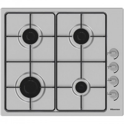 Save £30 at AO on Hisense GM642XSUK 58cm Gas Hob - Stainless Steel