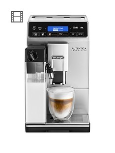 Save £100 at Very on DeLonghi Autentica ETAM29.660.SB Bean to Cup Coffee Machine