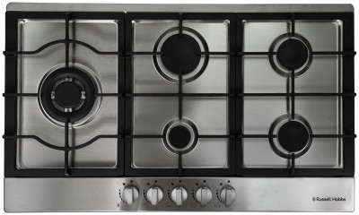 Save £160 at Argos on Russell Hobbs RH75GH601SS Gas Hob - Stainless Steel