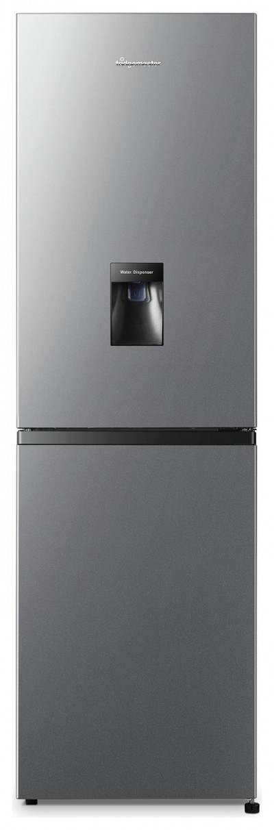 Save £50 at Argos on Fridgemaster MC55251MDS Frost Free Fridge Freezer - Silver