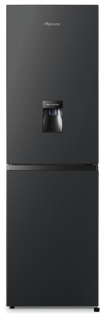 Save £60 at Argos on Fridgemaster MC55240MDB Fridge Freezer - Black