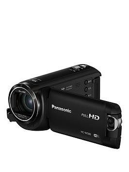 Save £30 at Very on Panasonic Hc-W580Eb-K Full-Hd Small Camcorder - Black