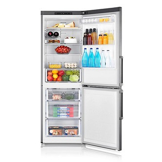 Save £50 at Sonic Direct on Samsung RB29FSJNDSA1 Frost Free Fridge Freezer in Silver 1 78m A