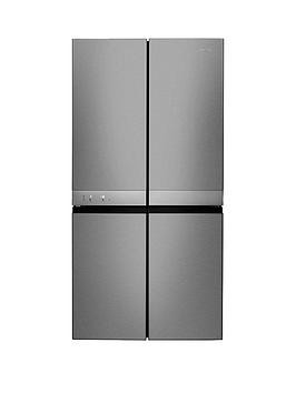 Save £610 at Very on Hotpoint Day1 Active Quattro Hq9E1L 90Cm Wide, 4-Door Fridge Freezer - Stainless Steel