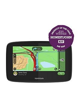 Save £50 at Very on Tomtom Go Essential 5 Inch Sat Nav - Wi-Fi, Siri/Google Now Integration, Lifetime Traffic, Emea Map