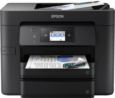 Save £30 at Ebuyer on Epson WF-4730DTWF WORKFORCE PRO Wireless Multifunction Colour Inkjet Printer