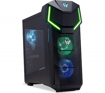 Save £500 at Currys on Predator Orion 5000 Intel®? Core™? i9 RTX 2080 Gaming PC - 1 TB HDD & 512 GB SSD