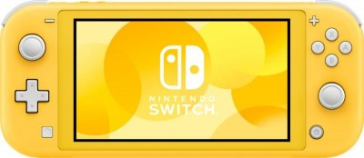 Save £194 at Ebuyer on Nintendo Switch HW Lite - Yellow