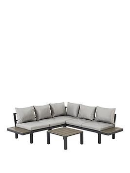 Save £80 at Very on Rio Low Level Corner Sofa Set