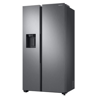 Save £400 at Sonic Direct on Samsung RS68N8220S9 American Fridge Freezer in Silver Ice Water 1 8m