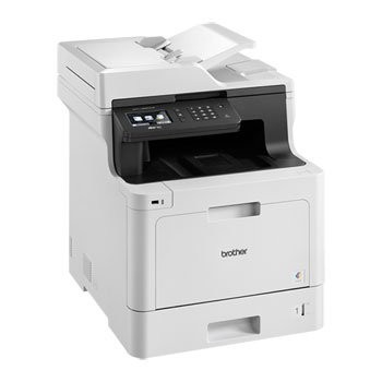 Save £82 at Scan on Brother MFC-L8690CDW Wireless Colour Laser Printer/Scanner Copier Netw