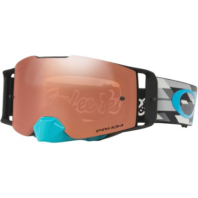 Save £21 at Wiggle on Oakley Front Line Goggles TLD - Prizm Lens Cycling Goggles
