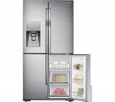 Save £300 at Currys on SAMSUNG American-Style Fridge Freezer Stainless Steel RF56J9040SR/EU