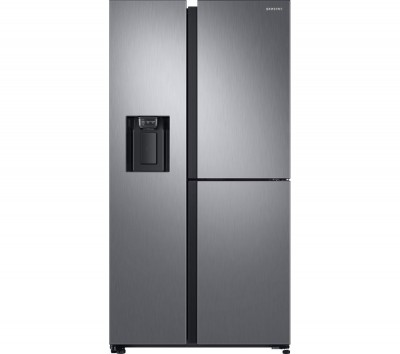 Save £230 at Currys on RS68N8670S9 Fridge Freezer - Silver, Silver