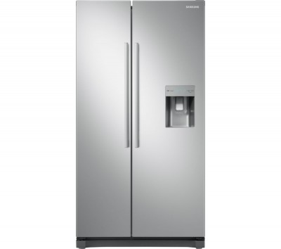 Save £180 at Currys on Samsung American-Style Fridge Freezer Graphite RS52N3313SA/EU, Graphite