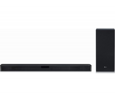 Save £50 at Currys on LG SL5Y 2.1 Wireless Sound Bar with DTS VirtualX