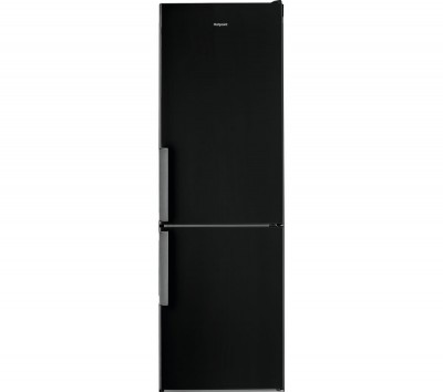 Save £60 at Currys on HOTPOINT H5T 811 I K H 70/30 Fridge Freezer - Black, Black