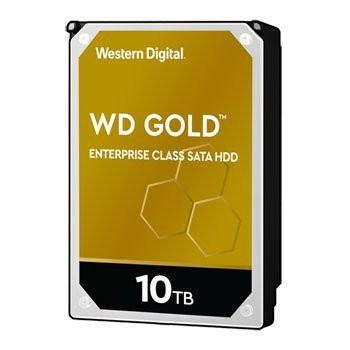 Save £48 at Scan on Western Digital Gold 10TB 3.5