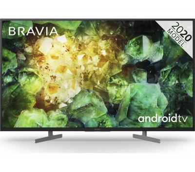 Save £80 at Currys on SONY BRAVIA KD43XH8196BU 43