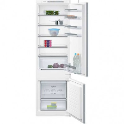 Save £116 at AO on Siemens IQ-300 KI87VVS30G Integrated 70/30 Fridge Freezer with Sliding Door Fixing Kit - White - A++ Rated