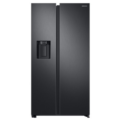 Save £150 at Appliance City on Samsung RS68N8230B1 American Style RS8000 Fridge Freezer With Ice & Water - BLACK STEEL