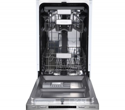 Save £30 at Currys on KENWOOD KID45S17 Slimline Integrated Dishwasher